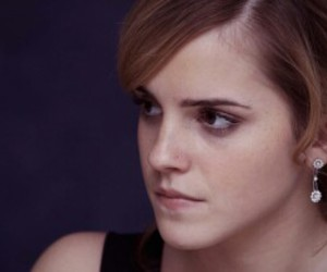 beauty, emma watson, and eyes image