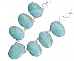 handmade necklace, gemstone necklaces, and silver necklaces image