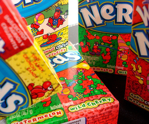 nerds, candy, and food image