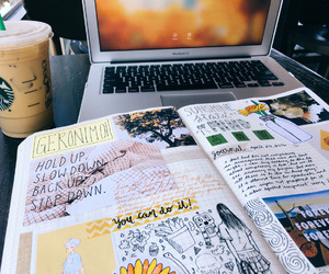 inspiration, study, and starbucks image