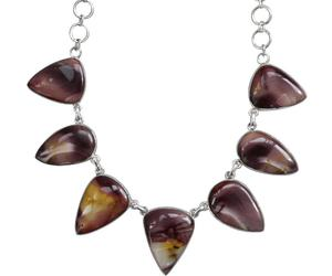gemstone necklaces, necklaces for women, and buy designer necklaces image