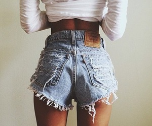 shorts, summer, and style image