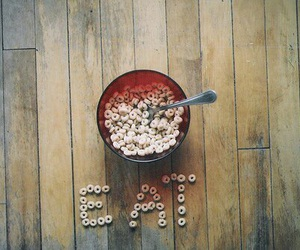 eat, food, and cereal image