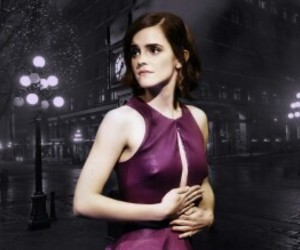 background, emma watson, and heart image