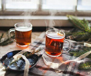 tea and Hot image