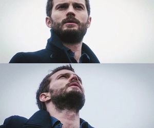 Jamie Dornan, the fall, and mr grey image
