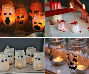 diy, Halloween, and decor image