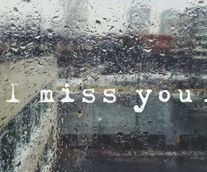 love, boy, and miss you image