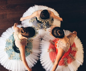 academy, ballerina, and ballet image