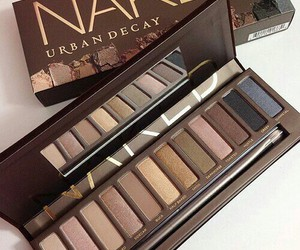 brown, naked, and urban+decay image