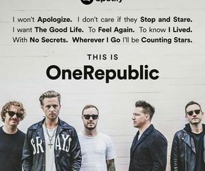 music, onerepublic, and one republic image