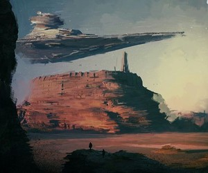 art, masterpiece, and star wars image