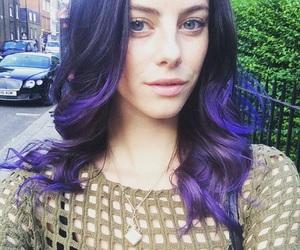 KAYA SCODELARIO, hair, and skins image