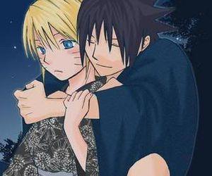 naruto, twins, and sasuke image