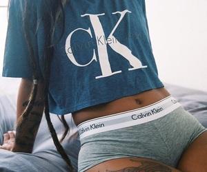 Calvin Klein, fashion, and body image