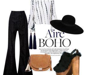 boho, clothing, and fashion image