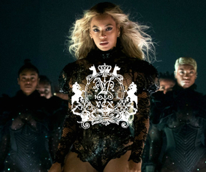 queen bey, beyoncé, and formation world tour image