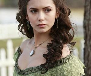 Nina Dobrev, the vampire diaries, and tvd image