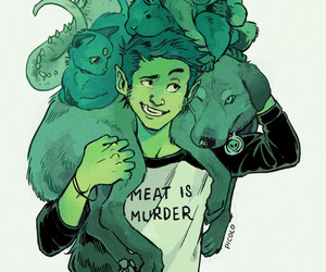 beast boy and teen titans image