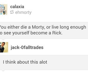 funny, lol, and rick and morty image