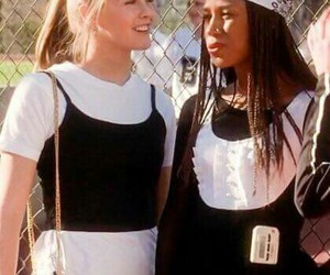 Clueless, girl, and 90's image