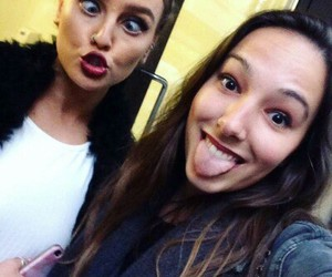mixers, perrie edwards, and little mix image