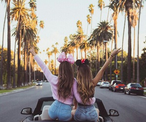 friends, bff, and disney image