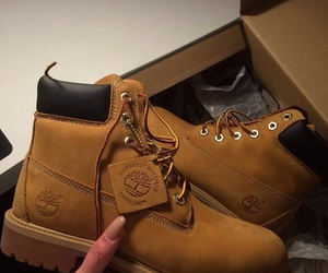 timberland and boots image