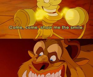 disney, smile, and funny image