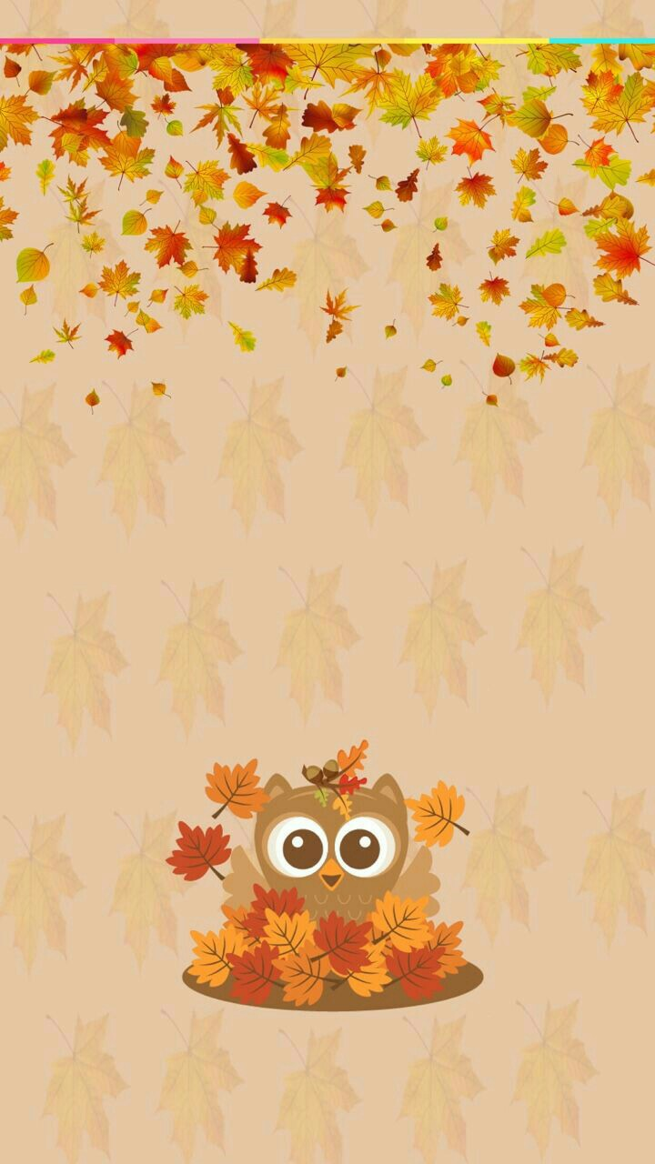 Cute Fall Wallpaper Shared By Stardust On We Heart It