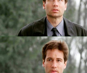 dana scully, the x files, and fox mulder image