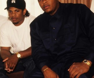 compton, black, and dr.dre image