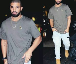 Drake, goals, and handsome image
