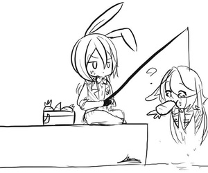 Bonnie, bunny, and fnaf image