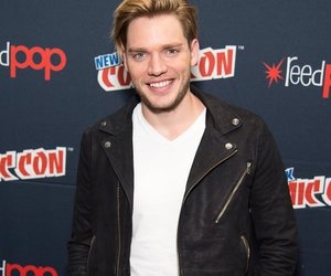 dominic sherwood, actor, and event image