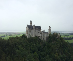 disney, germany, and neuschwanstein image