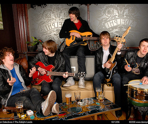 indie band, england, and the pigeon detectives image