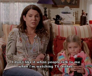 gilmore girls, quotes, and tv image