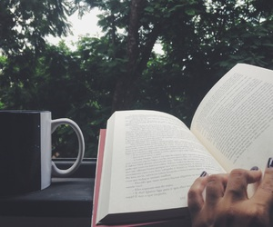 books, cold, and peaceful image