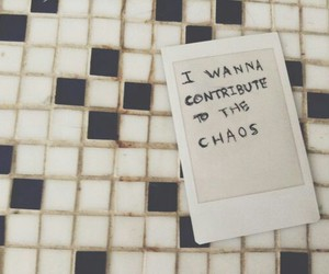 chaos and aesthetic image
