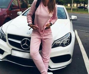 blogger, eyes, and fashion image