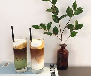 plants, aesthetic, and drink image