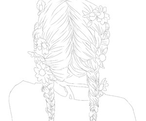 draw, drawing, and outline image