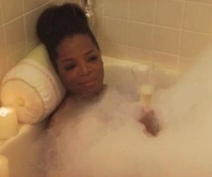 bath, chill, and chilling image