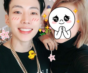 jay, kpop, and mochi image