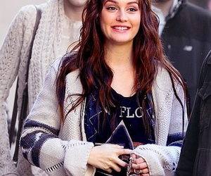 leighton meester, gossip girl, and blake lively image