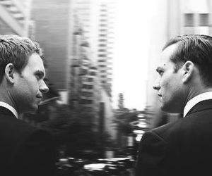 hot as hell, gabriel macht, and patrick j adams image