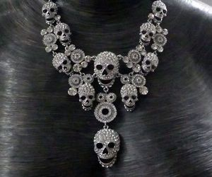 bling, Halloween, and jewelry image