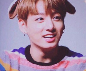 young, cute, and kookie image