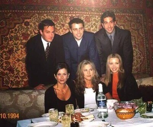 friends, Lisa Kudrow, and Matt LeBlanc image